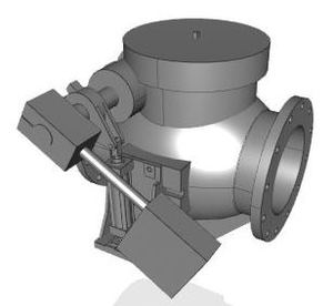 CVS 6000A & 250A Swing Check Valve CAD Models Now Available