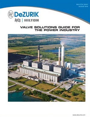 DeZURIK's Valve Solutions for the Power Industry PDF