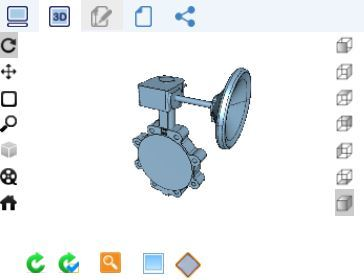 CAD Files for DeZURIK Uninterrupted Seat Resilient Seated Butterfly Valves (BOS-US) Now Available