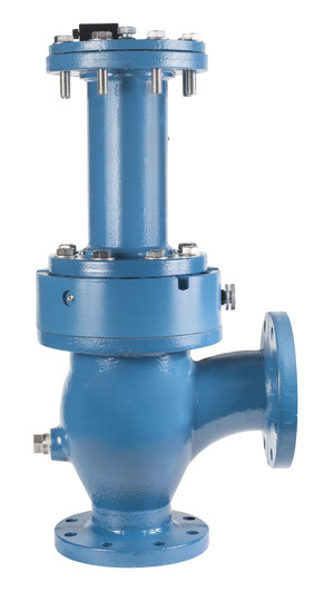 APCO Surge Relief Angle Valve Limits Potential Damage to Fluid Pump Systems