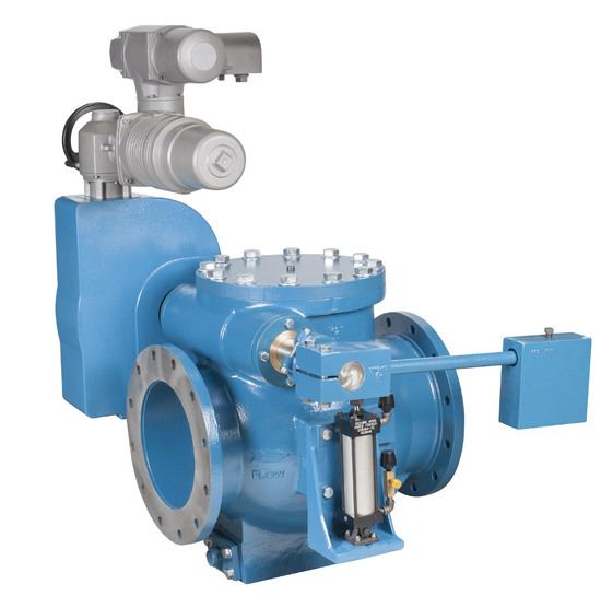 APCO SmartCHECK Pump Control Valve Controls Pressure Surges and Prevents Damaging Backflow