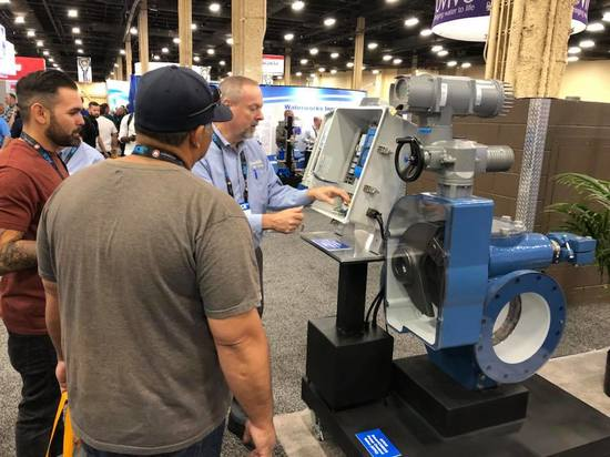 Over 10,500 Water Industry Professionals Attend ACE18