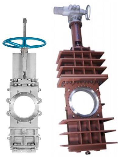 KGO O-Port Gate Valves Designed for Difficult and Abrasive Media
