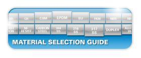 New On-Line Material Selection Guide Available from DeZURIK