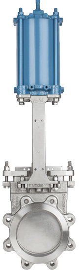 DeZURIK's new KGC-BD Bi-Directional Resilient Seated Knife Gate Valve (Read More)