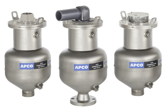 APCO ASU Combination Air Valve Introduces a New Concept in Air Valve Technology (Read More)