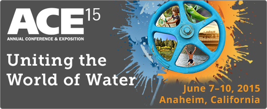 DeZURIK Offers Free Passes to AWWA/ACE 2015 Exhibits (Read More)