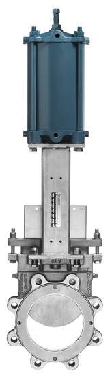 DeZURIK, Inc. Announces New Maximum Duty Knife Gate Valve for Abrasive, Cyclone Services