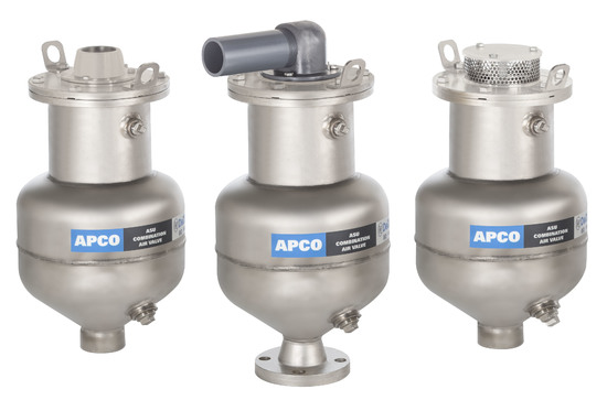 DeZURIK High-Performance Combination Air Valves Featured