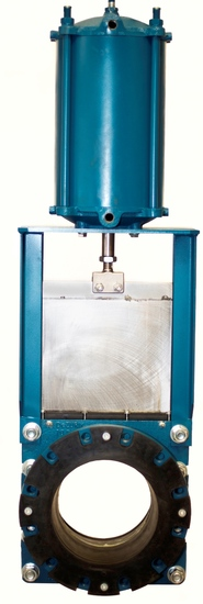 New Slurry Knife Gate Valve Available from DeZURIK (Read More)