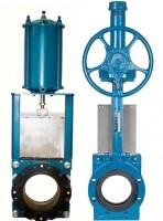 Slurry Knife Gate Valves Deliver Drip-Tight Shutoff in Abrasive Applications