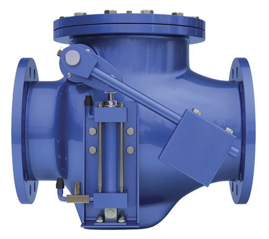 APCO CVS-6000 Swing Check Valves Deliver Premium Design and Unmatched Durability