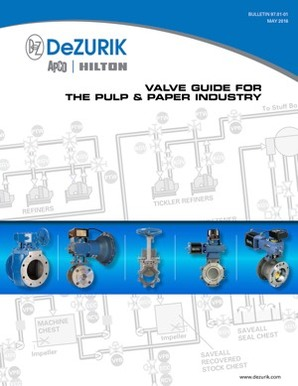 DeZURIK's Valve Solutions for Pump Stations PDF