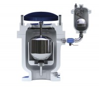 Dual Body Combination Air Valves (AVD)