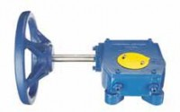 MG Manual Gear Actuators