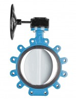 On-Center Resilient Seated Butterfly Valves (BOS-CL)