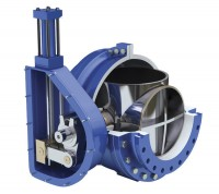 AWWA Metal Seated Ball Valve (VBL)