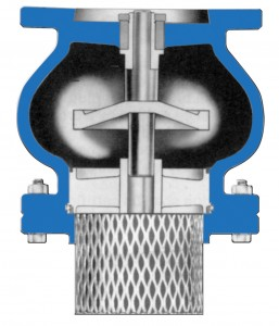 Full Flow Foot Valves (FFF)