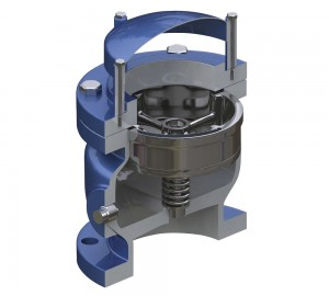 Vacuum Relief/Air Inlet Valves (AVR)