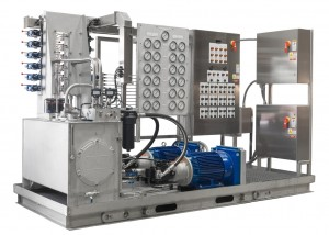 Hydraulic Power Unit (HPU) Systems