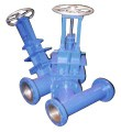 Diverter Knife Gate Valves (H-2200)