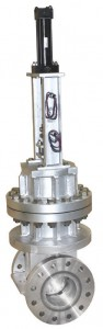 High Pressure / Temperature Knife Gate Valves