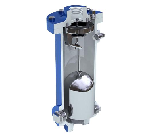 Dezurik Apco Single Body Sewage Combination Air Valves
