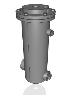 CAD Models for APCO Sewage Air/Vacuum Valves (ASV) Now Available