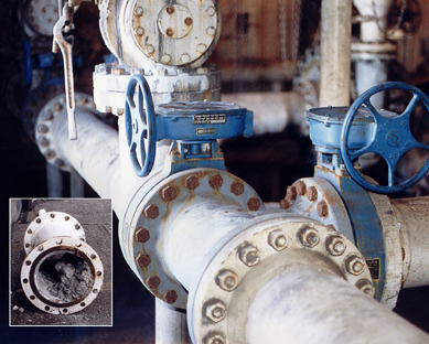 DeZURIK High Performance Butterfly Valves Prevent Build-up In Fly Ash Service