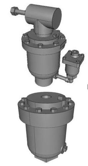 CAD Models for APCO AVV Air/Vacuum Valves Now Available
