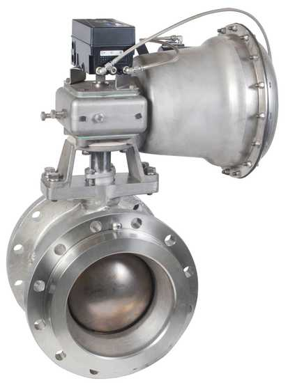 DeZURIK Spring Diaphragm Actuators Feature Stainless Steel Construction