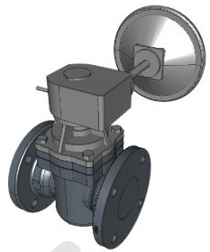 "CAD Models for .5-3"" PEC Eccentric Plug Valves Now Available"