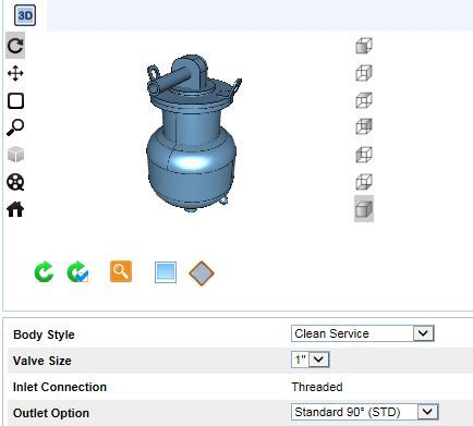 3D CAD Files for the ASU Combination Air Valves Now Available
