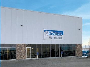 DeZURIK Opens Rapid Fulfillment Centre To Provide Industrial Valves to Alberta Facilities