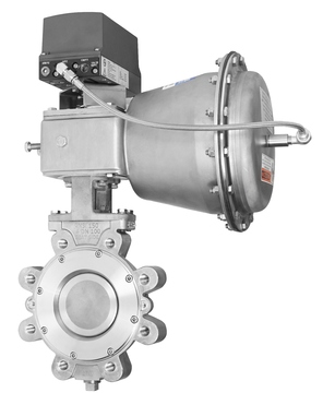 High Performance Butterfly Valves for Extreme Service Applications
