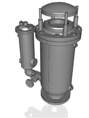 CAD Models for APCO ASD Dual Body Combination Sewage Air Valves Now Available