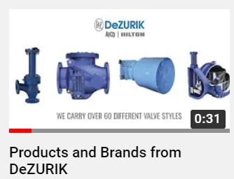 DeZURIK Products & Brands Introduction Video
