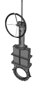CAD Models for HILTON Knife Gate Valves Now Available
