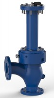 Surge Relief Angle Valves