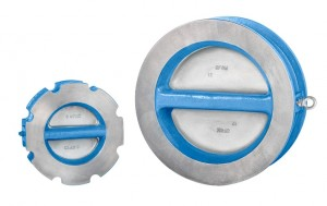 Double Door Check Valves (CDD)