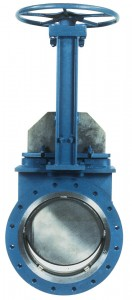 Coal Burner Isolation Knife Gate Valve (KCI)