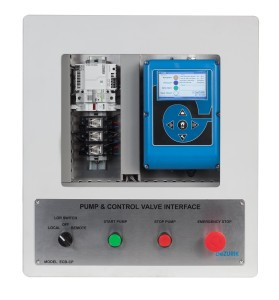 Pump & Control Valve Interface (ECB)