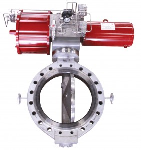 Tail Gas High Performance Butterfly Valve (BTG)